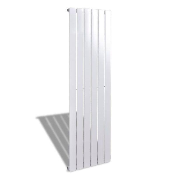 vidaXL Panou radiant, alb, 465 x 1500 mm