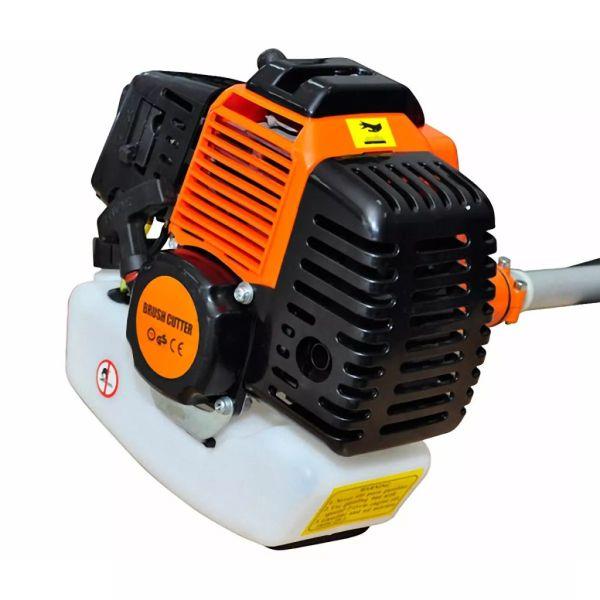 vidaXL Motocoasă trimmer iarbă, portocaliu, 51,7 cc, 2,2 kW