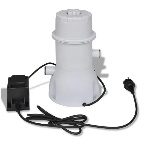 Pompă cu filtru pentru piscină 3785 L/h