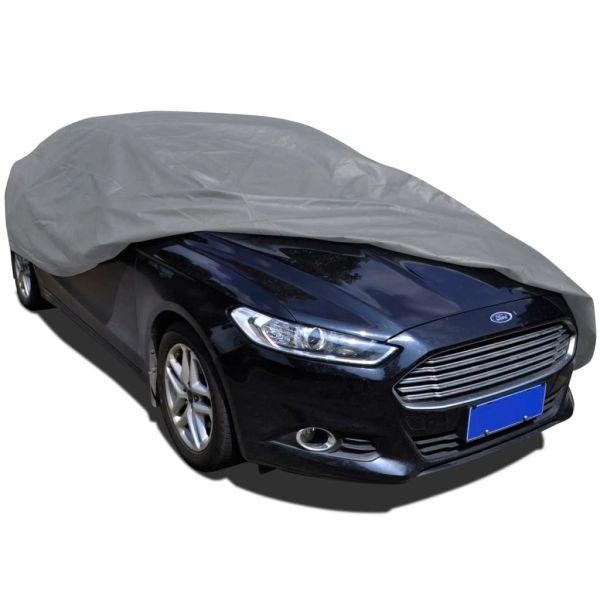 vidaXL Prelată auto, material textil nețesut, M
