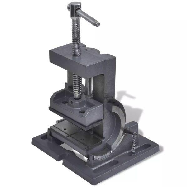 Menghină cu înclinare mașină găurit, acționare manuală, 110 mm