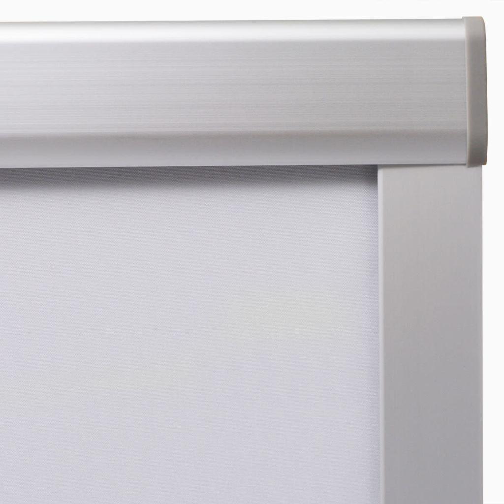 Jaluzele opace tip rulou M06/306, alb