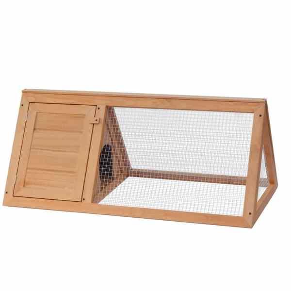 Cușcă pentru iepuri și alte animale, lemn