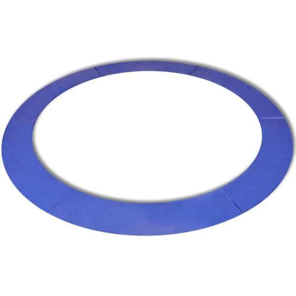 vidaXL Bandă de siguranță trambulină rotundă de 3,96 m