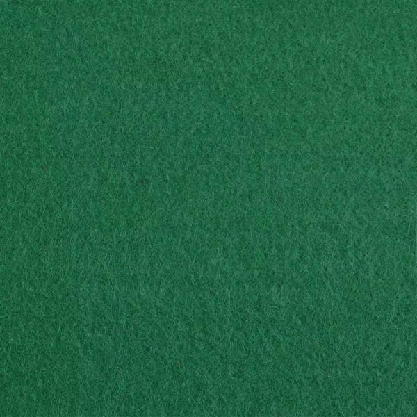 vidaXL Covor pentru expoziție, 1 x 12 m, verde