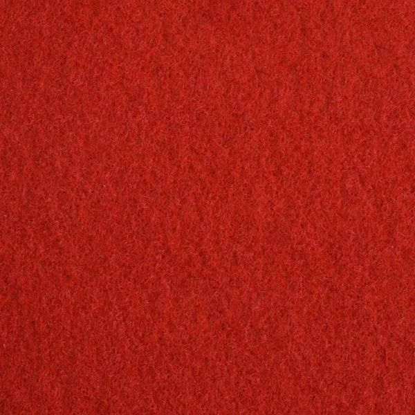 vidaXL Covor pentru expoziție, 1×24 m, roșu