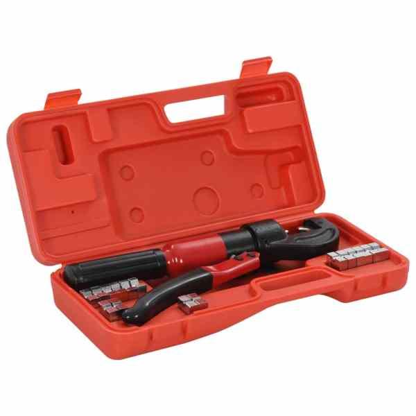 Clești hidraulici de sertizare 4-6-8-10-16-25-35-60 mm²