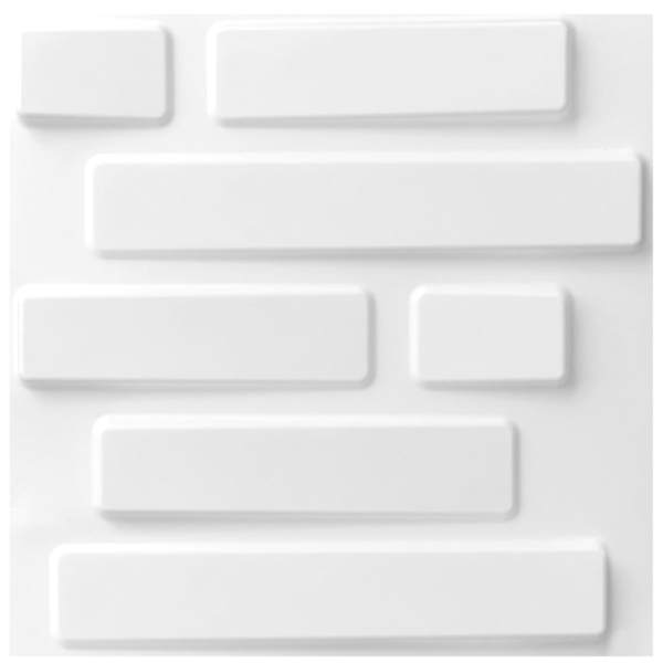 WallArt Panouri de perete 3D GA-WA02, 24 buc., cărămizi