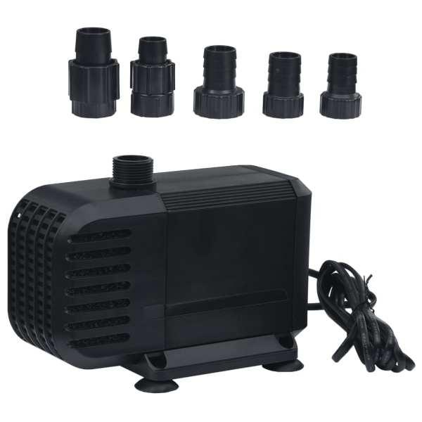 vidaXL Pompă de apă submersibilă pentru acvariu, 3000 L/h