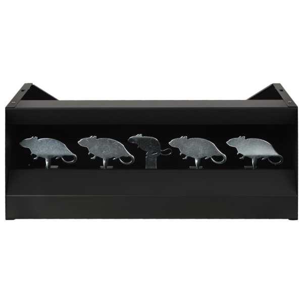 Țintă magnetică tir sportiv colectare gloanțe 4+1 ținte șoareci