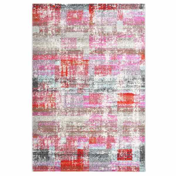 vidaXL Covor, multicolor, 140 x 200 cm, PP
