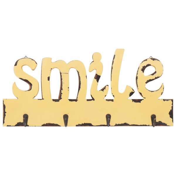 Cuier de perete SMILE, 50 x 23 cm