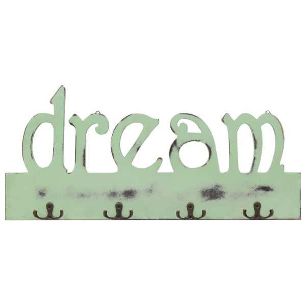 vidaXL Cuier de perete DREAM, 50 x 23 cm