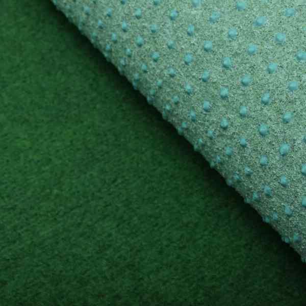 vidaXL Gazon artificial cu crampoane, verde, 10 x 1,33 m, PP