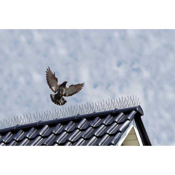 Nature Țepi împotriva păsărilor, 6 buc., 32 x 11 x 18 cm