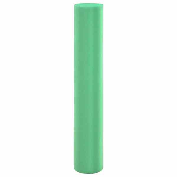 vidaXL Rolă de spumă pentru Yoga, verde, 15 x 90 cm EPE