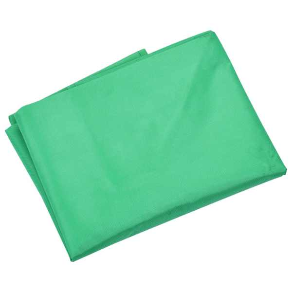 vidaXL Căptușeală cărucior de grădină, verde, material textil