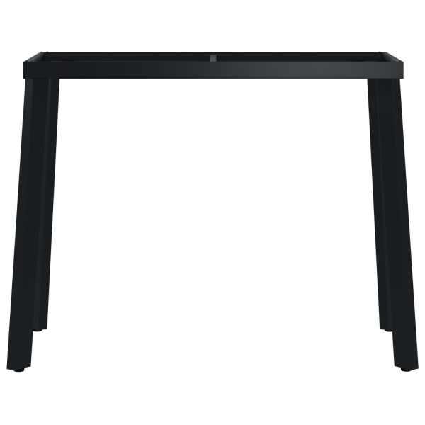 Picioare de masă cu cadru în formă de V, 100 x 40 x 72 cm