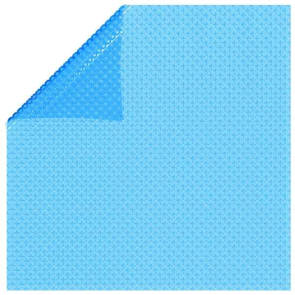 Prelată de piscină, albastru, 210 cm, PE