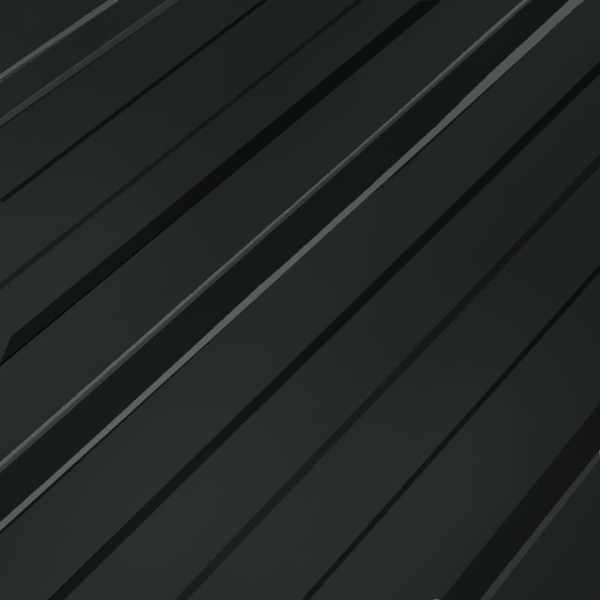 Panouri pentru acoperiș,12 buc., antracit, oțel galvanizat