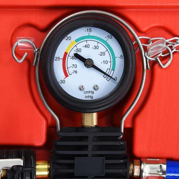 Kit universal încărcare și aerisire în vid pentru sistem răcire