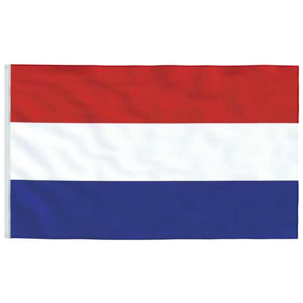 vidaXL Steag Olanda, 90 x 150 cm