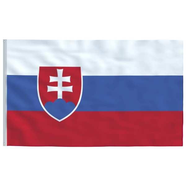 vidaXL Steag Slovacia, 90 x 150 cm