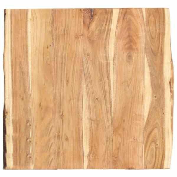 vidaXL Blat de masă, 60x60x3,8 cm, lemn masiv de acacia