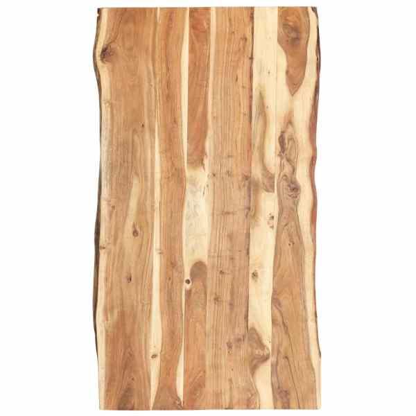 vidaXL Blat de masă, 120x60x3,8 cm, lemn masiv de acacia
