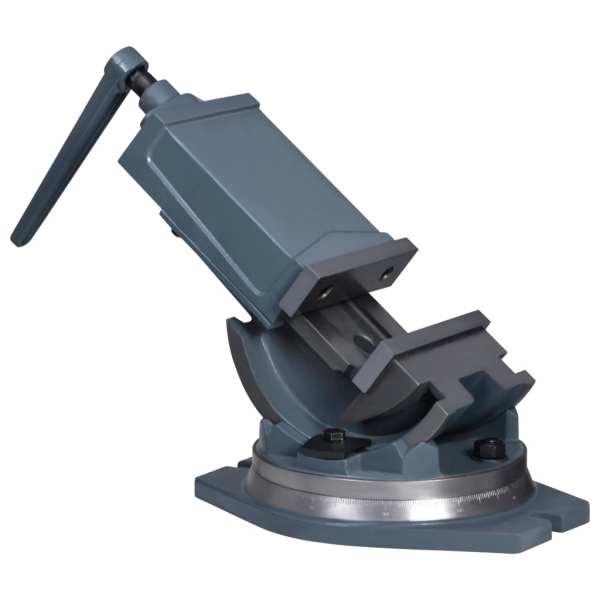 vidaXL Menghină cu înclinare, cu 2 axe, 160 mm