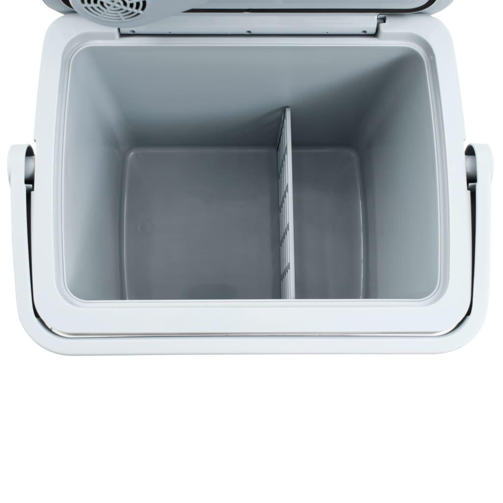 vidaXL Ladă frigorifică termoelectrică portabilă 32 L 12 V 230 V A++
