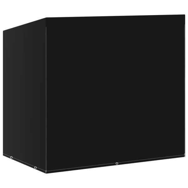 vidaXL Husă de balansoar, 6 ocheți, 135 x 105 x 175 cm