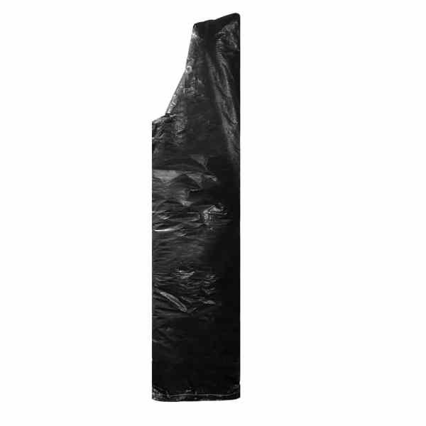 vidaXL Husă de umbrelă cu fermoar, 180 cm, PE