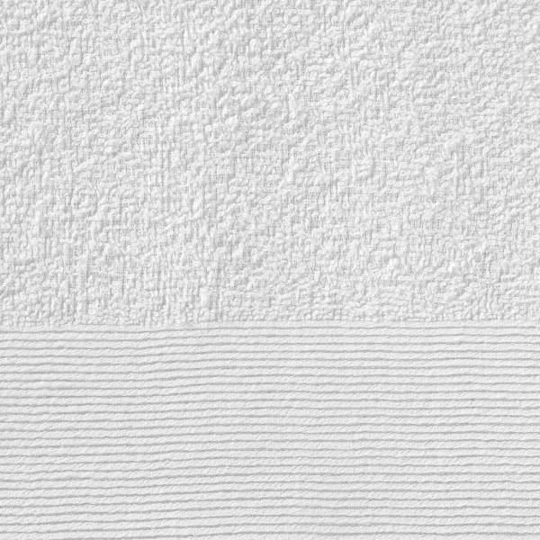 Prosoape de duș, 2 buc., alb, 70 x 140 cm, bumbac, 450 gsm