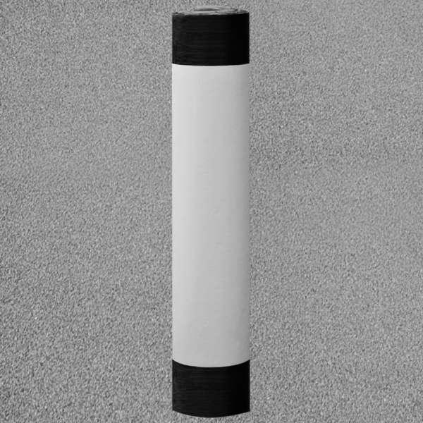 vidaXL Membrană bituminoasă pâslă acoperiș V60 S4, 1 rolă, gri, 5 ㎡
