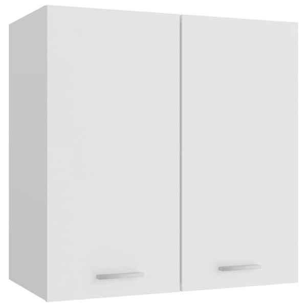 vidaXL Dulap suspendat, alb, 60 x 31 x 60 cm, PAL