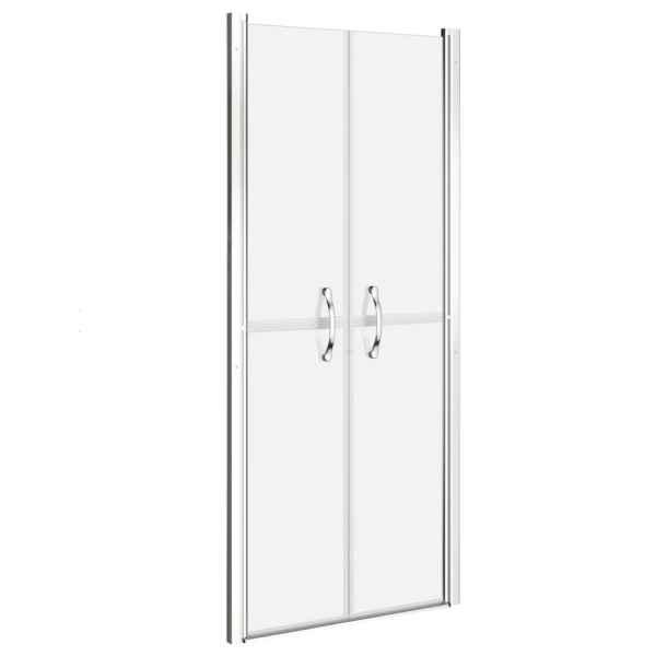 Ușă cabină de duș, mat, 86 x 190 cm, ESG