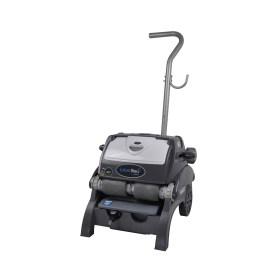 chariot du robot RC bluetooth label bleu