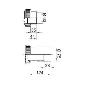 dimensions pompe eurostar HF
