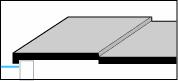 Schéma margelle de piscine
