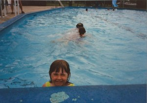 1990 Fun in the Old Pool