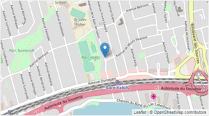 Valois Pool Map