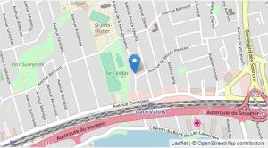 Valois Pool Map