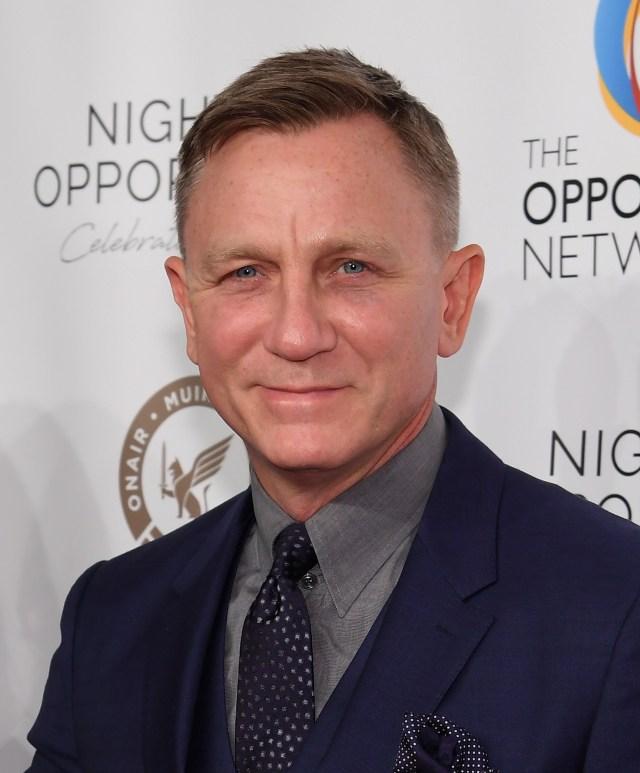 Daniel Craig (Source: Getty Images)