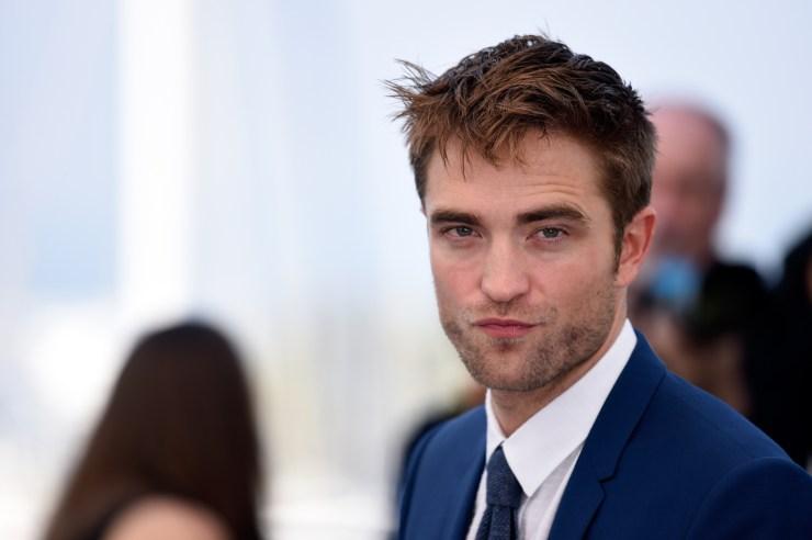 El actor Robert Pattinson asiste al photocall