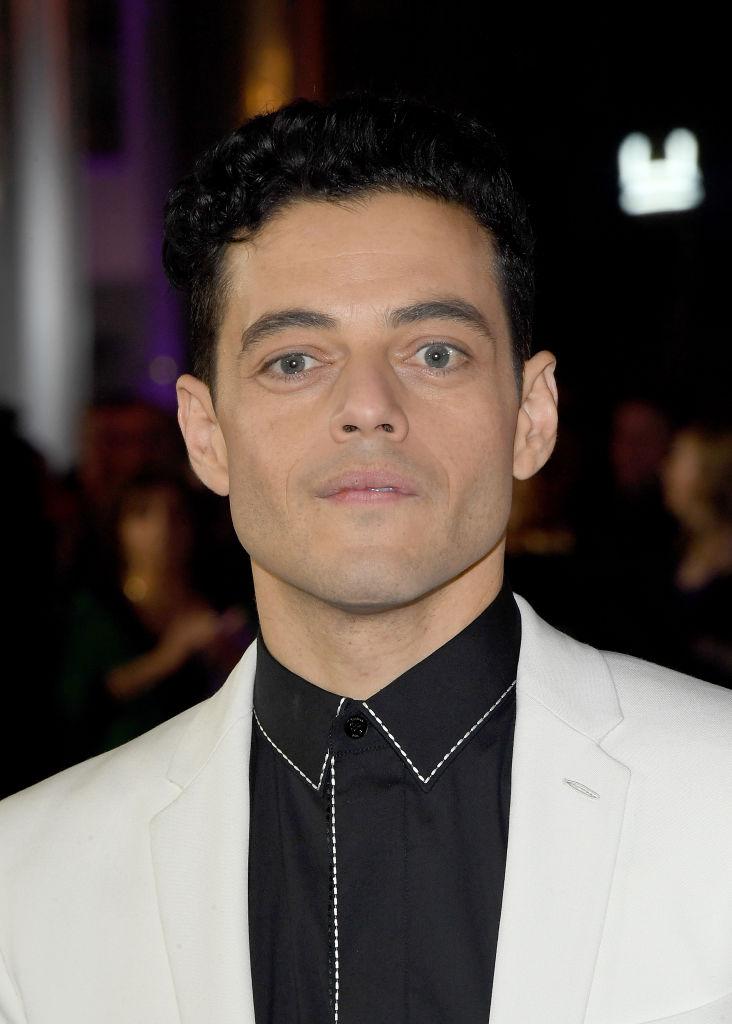 Rami Malek asiste al estreno mundial de