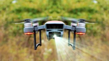 drone caméra embarquée