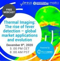 Thermal imaging: webcast