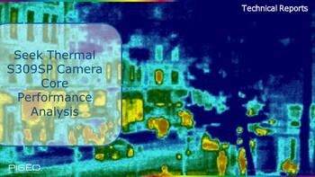 Analyse de performances : caméra thermique SEEK S309SP