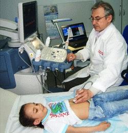 Загиб желчного пузыря у ребенка комаровский